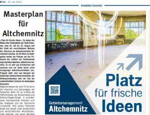 Amtsblatt Nr. 30 vom 27.07.2016