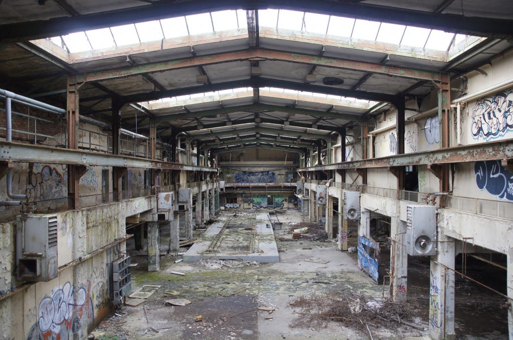 Maschinenfabrik für Flachs-, Hanf- und Jutespinnerei